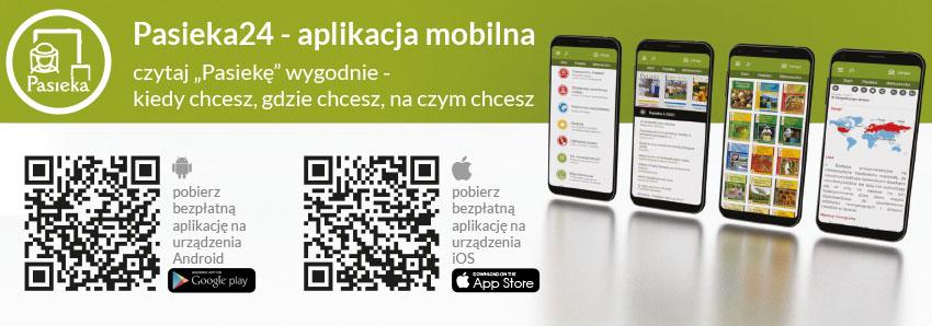 aplikacja mobilna Pasieka24 - pobierz