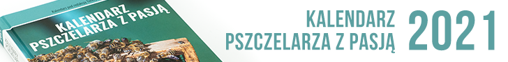 Kalendarz Pszczelarza z pasją 2021